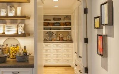 Disappearing Pantry