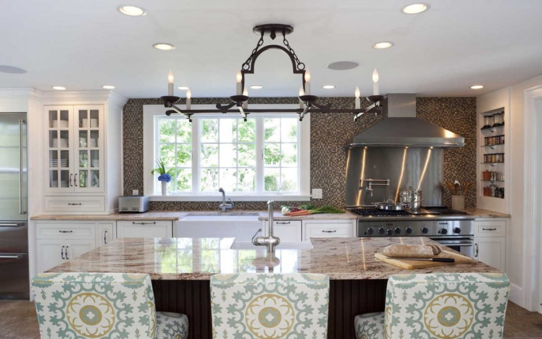The Open-Plan Kitchen: Is It Right for You?