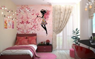 Wallpaper Makes a Great Baby Shower Gift