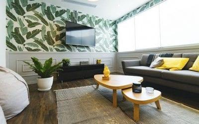 Choosing Designer Wallpaper for an Accent Wall