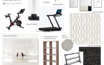 Next Home Project: Home Gym and Basement Bath